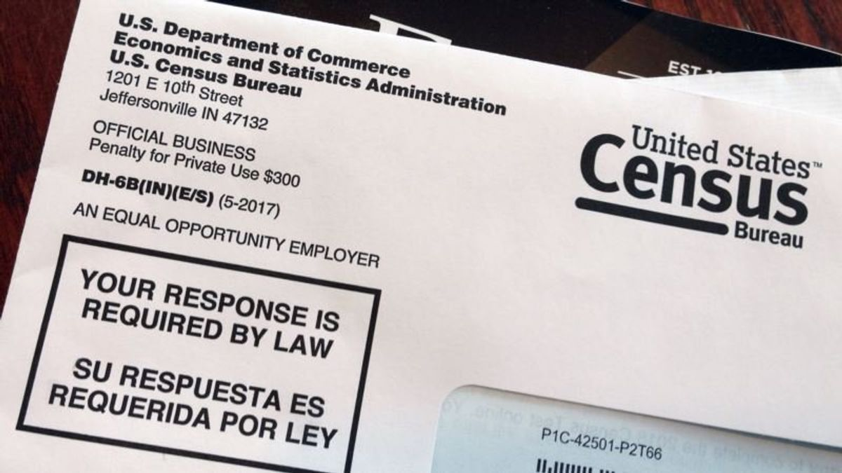Trial Starts Over 2020 Census Citizenship Question
