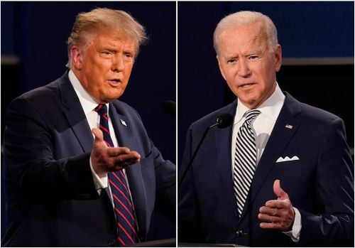 Trump Objects to 'Mute' Button in Next Biden Matchup, But Debate Will Go On