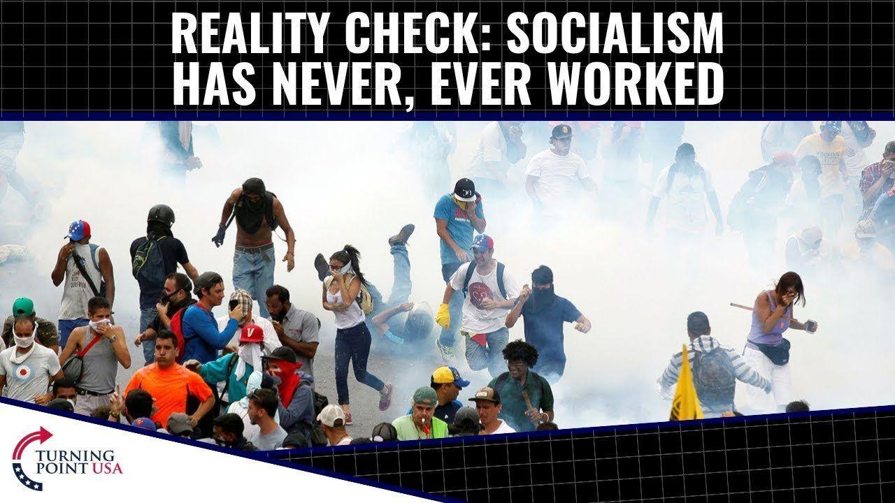 Socialism FAILS!