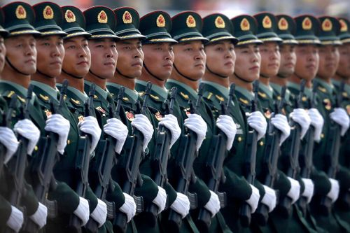 China, Russia Military Budgets Combined Exceed US Spending, Top General Says