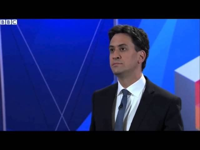 Ed Miliband faces a grilling on Question Time in Leeds