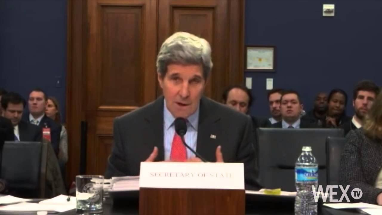 Secretary Kerry argues for increased foreign policy spending