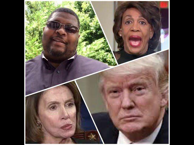 Trump responds to Kerosene Maxine threat