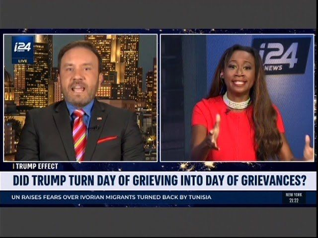 President Trump Visits Dayton and El Paso: Analysis w/ Conservative Commentator Teisha Powell