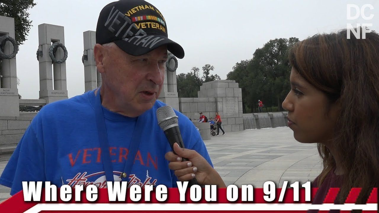 Everyday Americans Remember 9/11