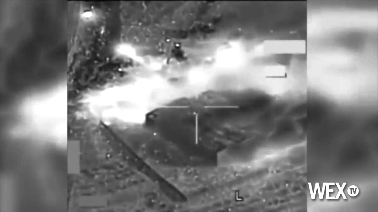 White House says airstrikes are working to degrade Islamic State