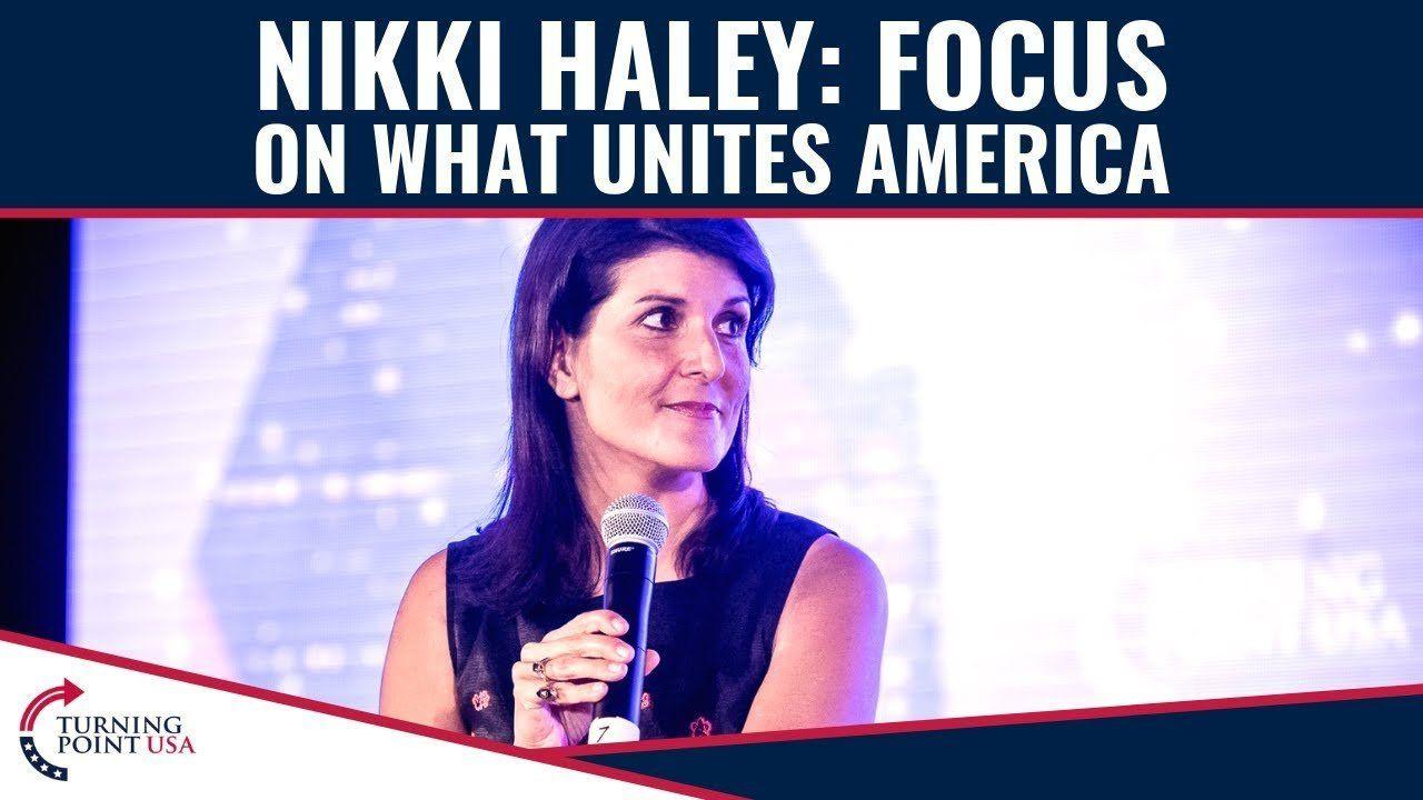 Focus on What UNITES America!
