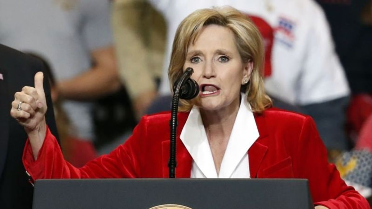 Hyde-Smith Wins Divisive Mississippi Runoff