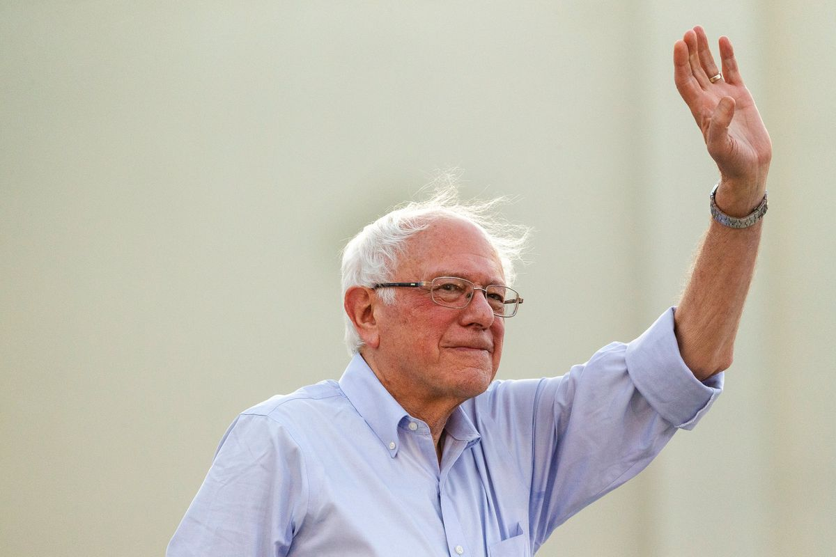 Sanders Calls for 'Income Inequality' Taxes on Top Firms