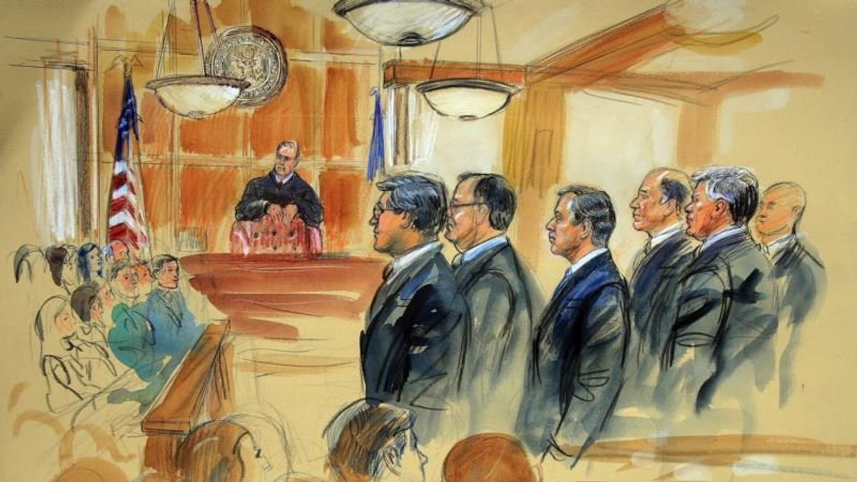 US Prosecutors to Wrap up Manafort Case, May Soon Go to Jury