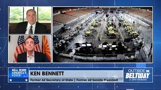 Summary of conflicting information from the Arizona Audit on today's Outside the Beltway.