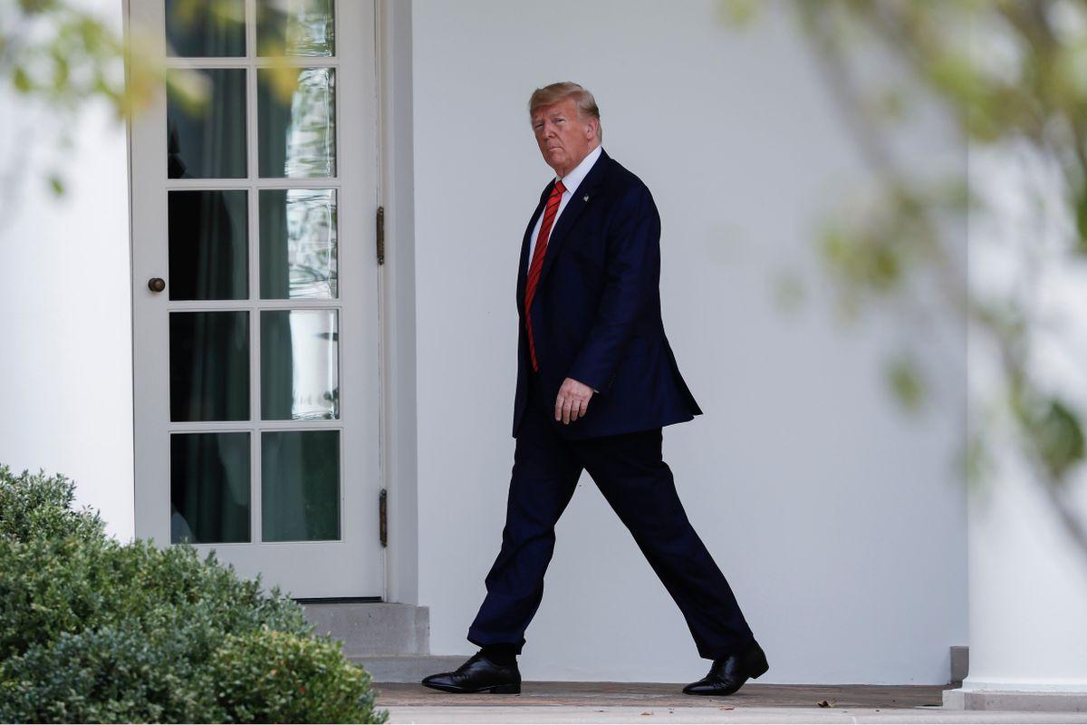 Trump Demands Key Lawmaker Step Down Over Whistleblower Case