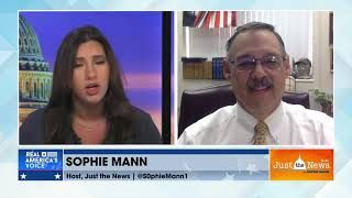 Mark Finchem believes AG Merrick Garland issued a threat to Arizona