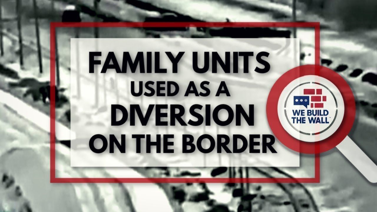 Family Diversion Tactic Caught on Border