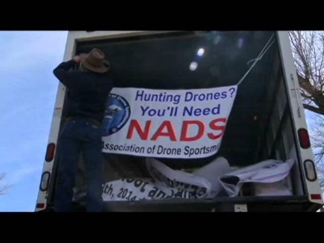Colorado town votes no on drone hunting