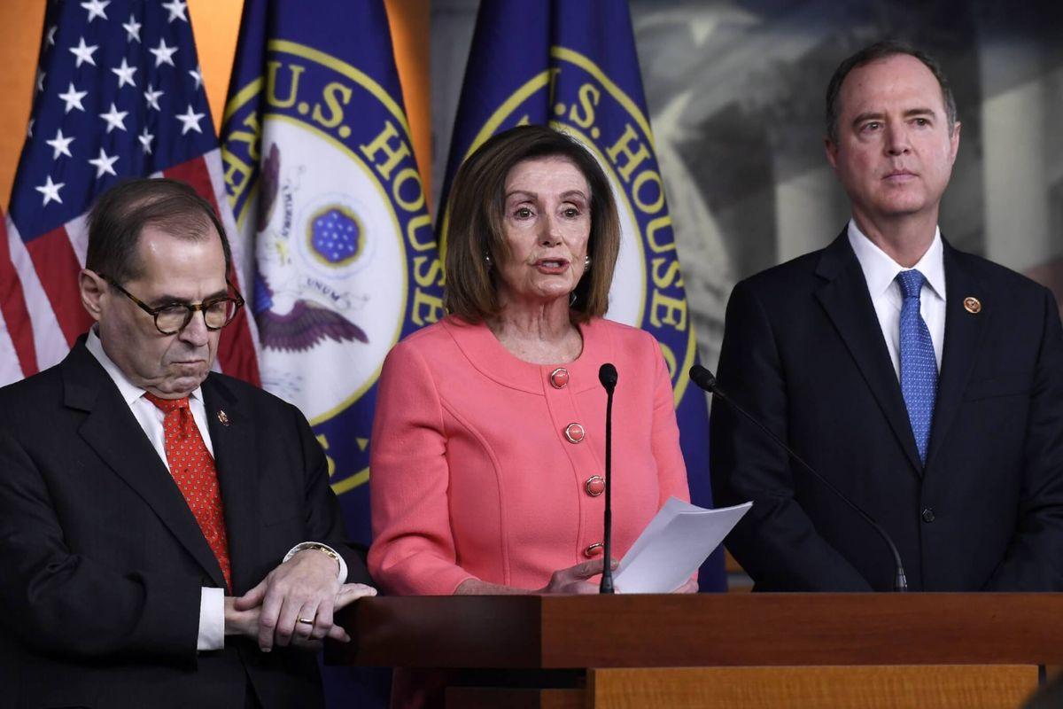 Pelosi Names Schiff, Nadler as Prosecutors for Impeachment Trial