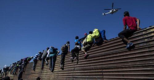 Sen. Johnson blasts Biden administration over border crisis