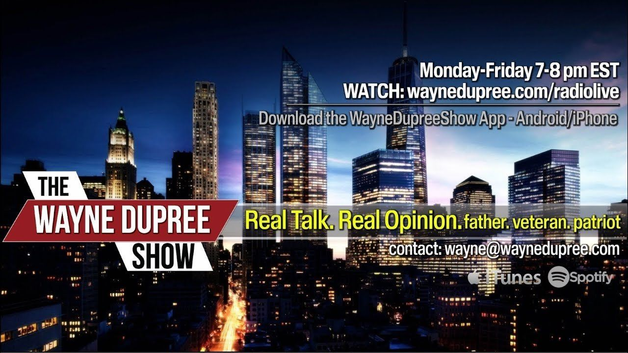 The Wayne Dupree Show Cam EP. 934 11-19 Monday | Guest: Kris Anne Hall LIVE 🔴