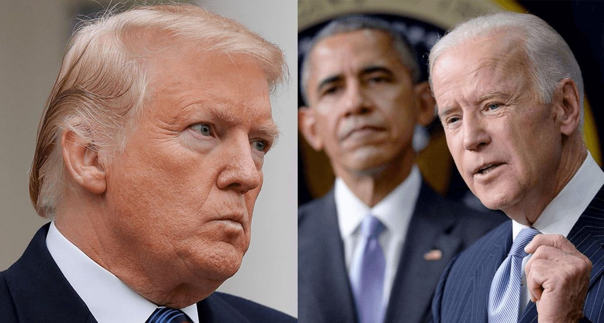 """Obama, Biden, Deep State plotted """"coup"""" against Trump's presidency"""