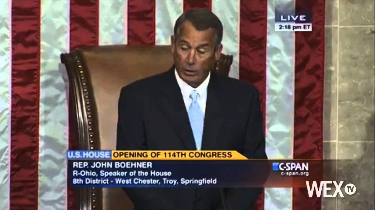 Misty-eyed Boehner promises to defy gridlock predictions