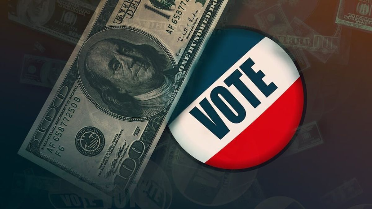 2020 US Election Cost Approaching Record $11 Billion
