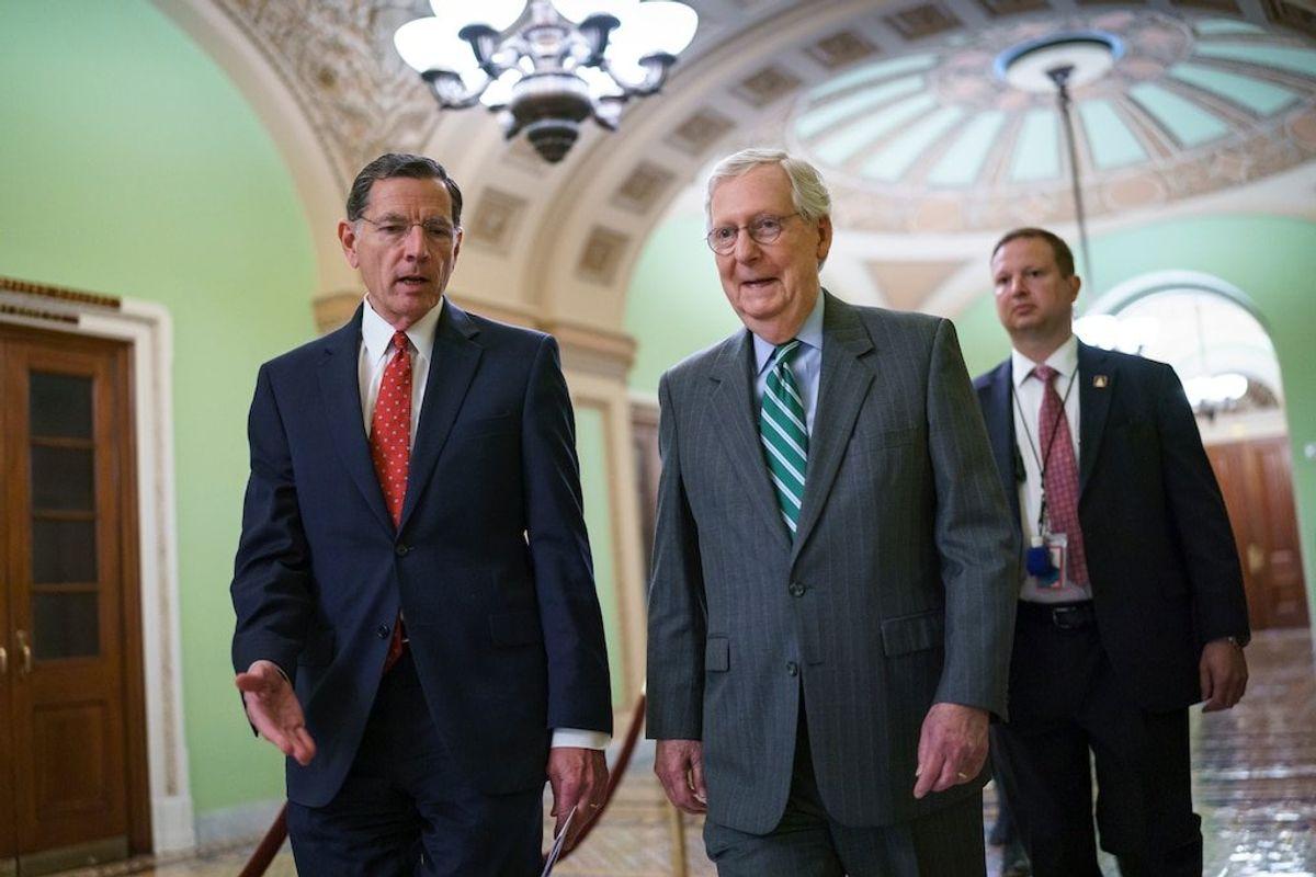 Senate Republicans Set to Block US Voting Rights Bill