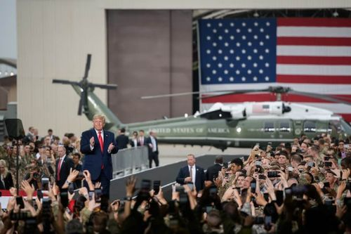 Trump Threatens to Veto Major Defense Bill Unless Law Protecting Tech Companies is Axed