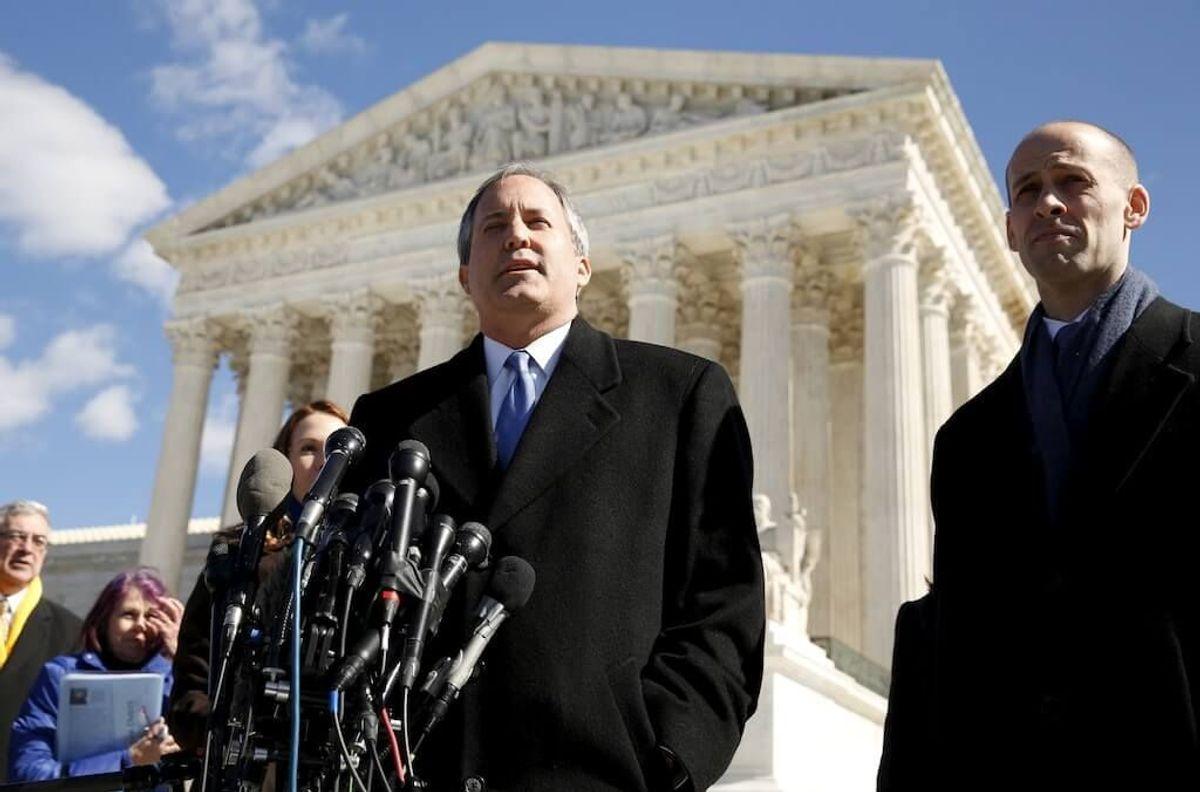 Texas Sues Biden Administration Over Halt to Deportations