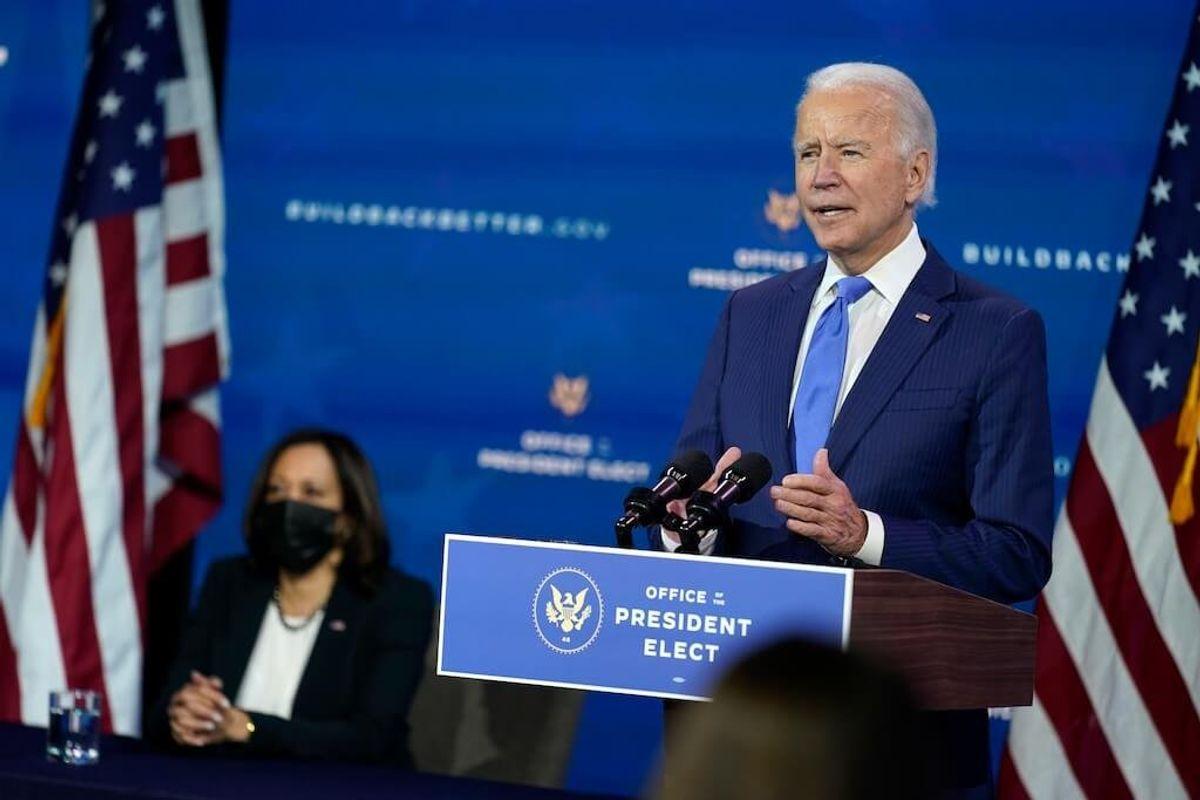 Biden, Harris Introduce Economic Team