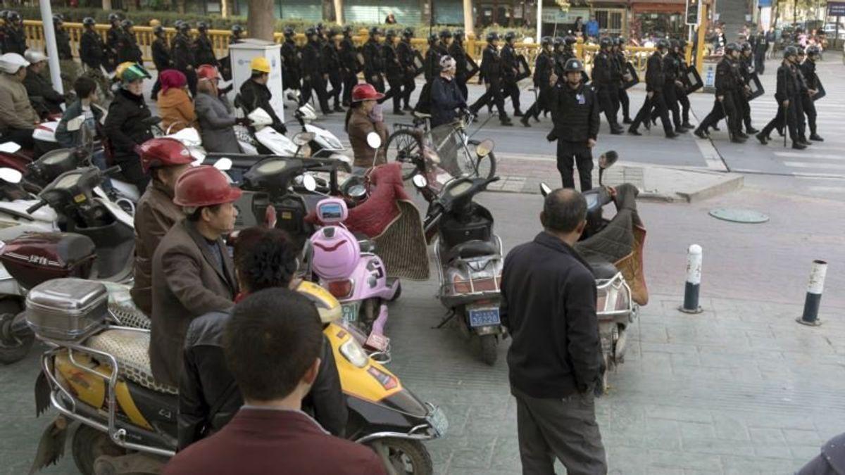 US Lawmakers Urge Export Restrictions Targeting China's Xinjiang