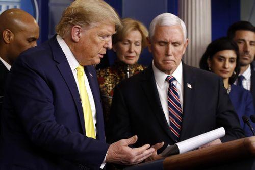 Trump Plans Payroll Tax Relief in Response to Coronavirus