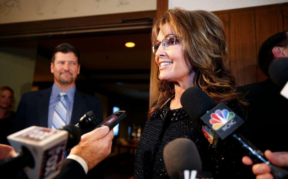Sarah Palin's Husband Seeks Divorce, Alaska Court Filing Suggests