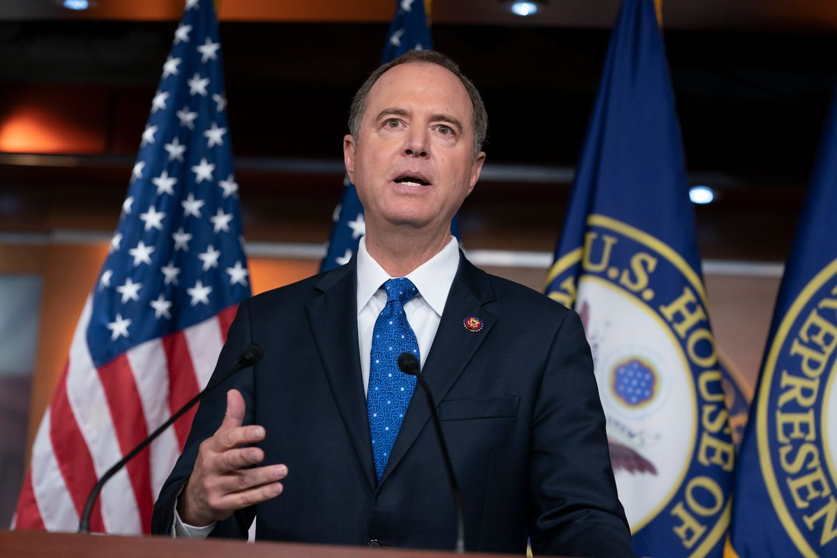 Schiff: Intelligence Committee to Hear from 'Whistleblower'