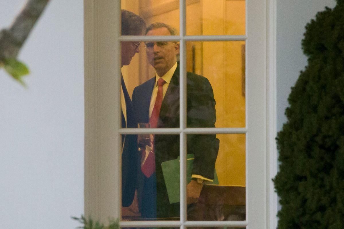 White House to Skip Wednesday's Impeachment Hearing