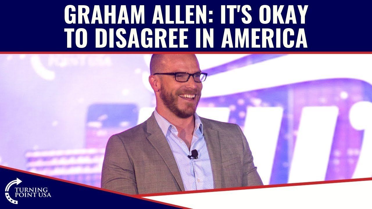 It's Okay To Disagree In America!