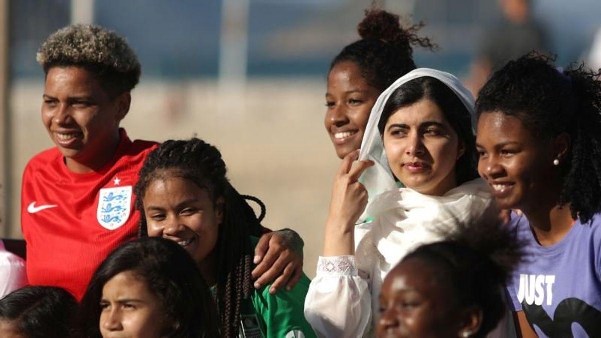 Nobelist Malala Slams US Child Separation Policy