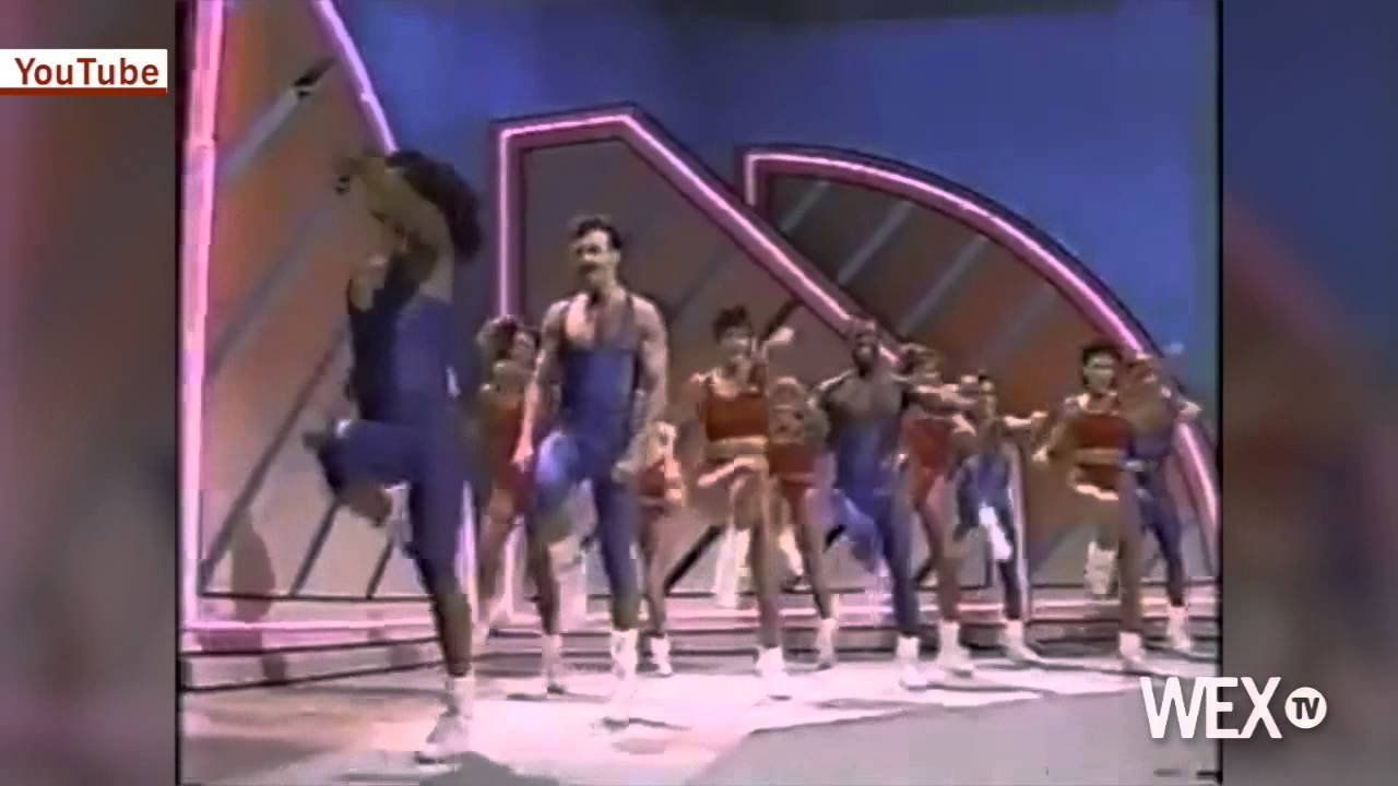 Michelle Obama's workout video gets an 80's makeover