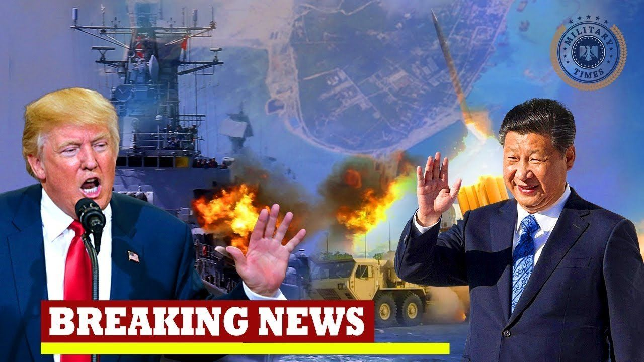 South China Sea (August 19, 2019) : Beijing Warns Trump over Missile Positions in Region