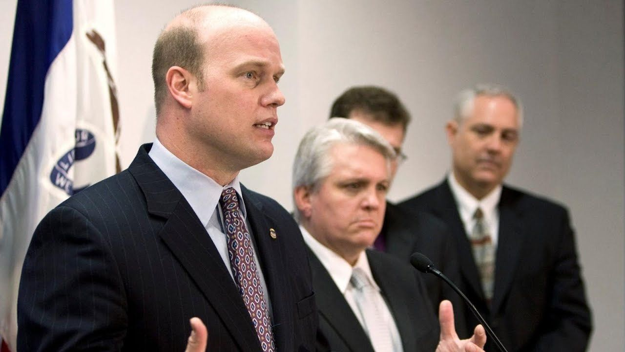 Is Trump's Appointment of Acting AG Matt Whitaker Even Legal? + Is This Another POTUS 4D Chess Move?
