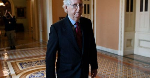 McConnell says GOP won't give Democrats votes to raise debt limit given their partisan budget plans