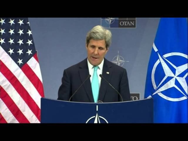John Kerry: Premature to write off peace talks