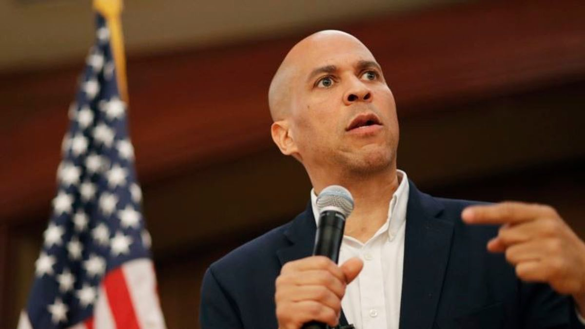 US 2020 Hopeful Cory Booker Rolls Out Iowa Steering Committee