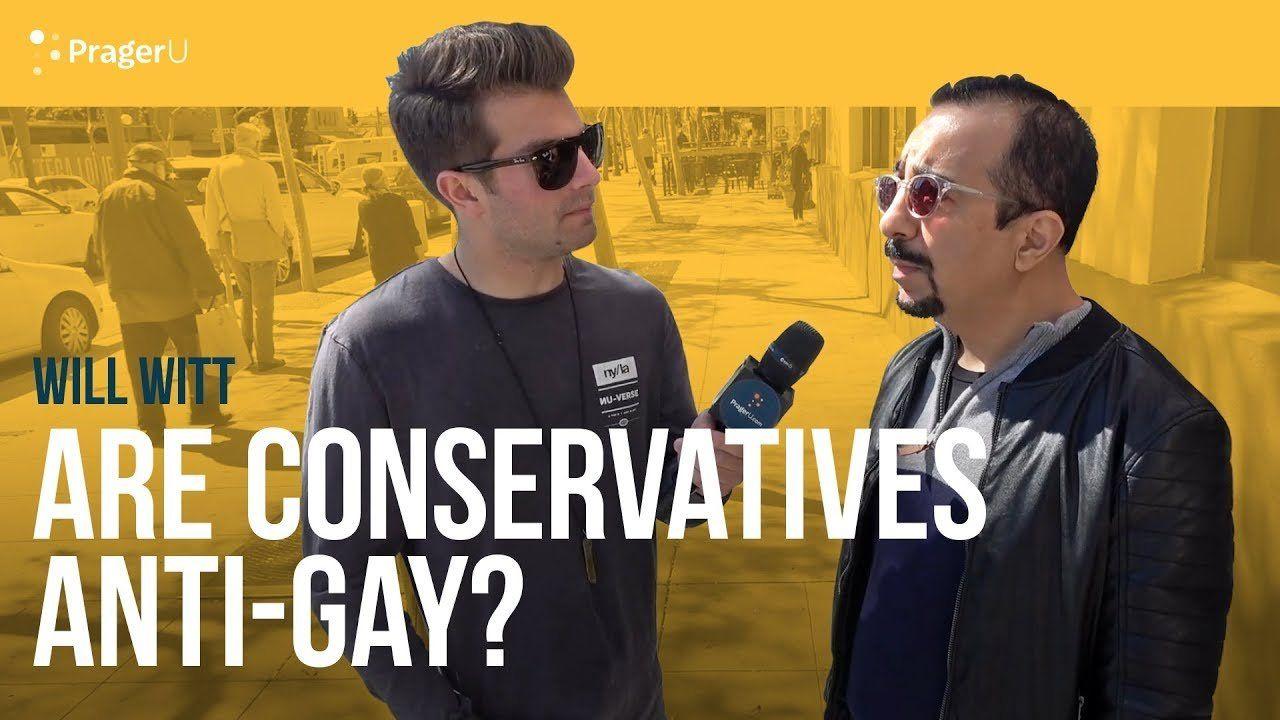 Witt Witt Debunks Stereotypes Leftists Have About Conservatives