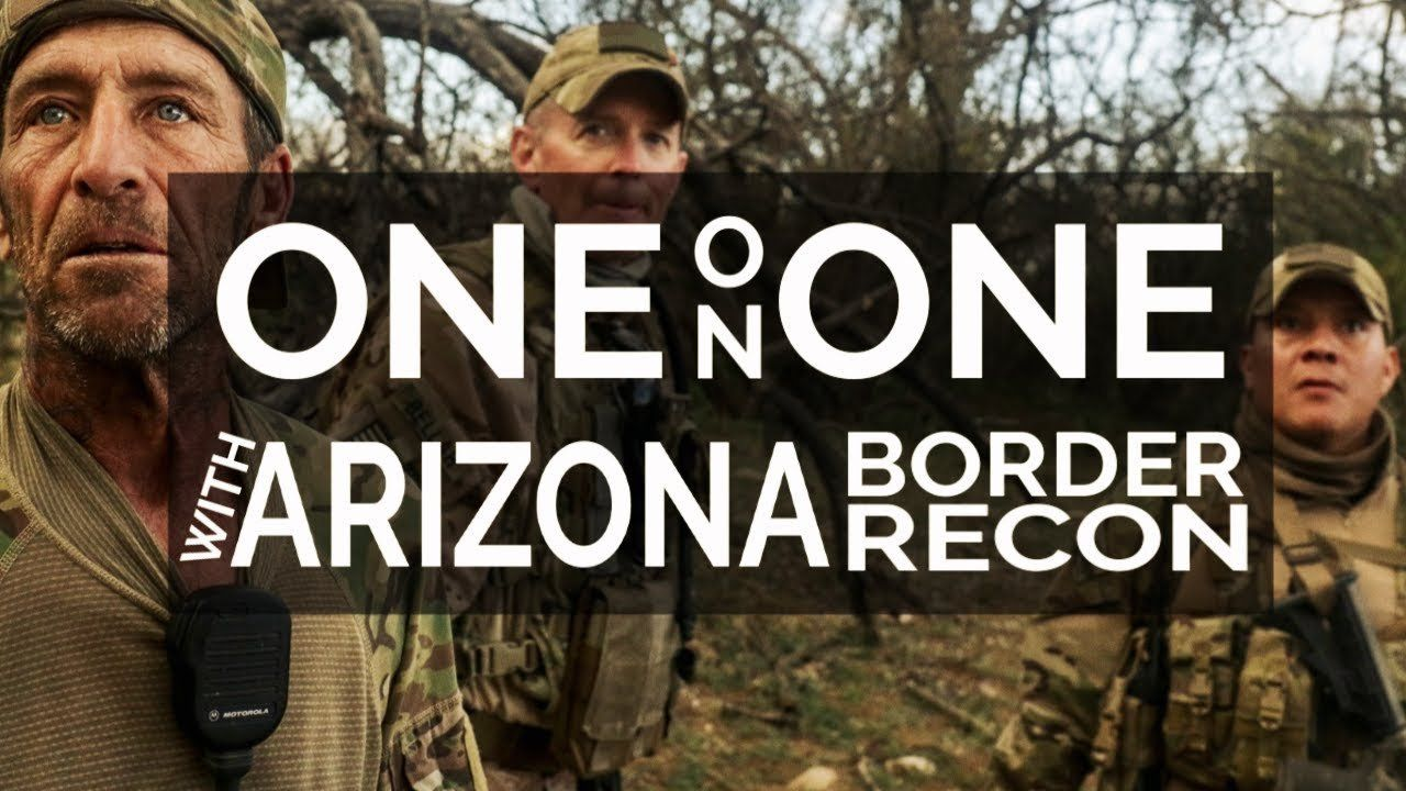 Meet the Patriot Group Protecting our Border in a Drug Corridor