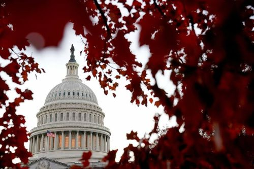 Republicans Secure Half of Total US Senate Seats