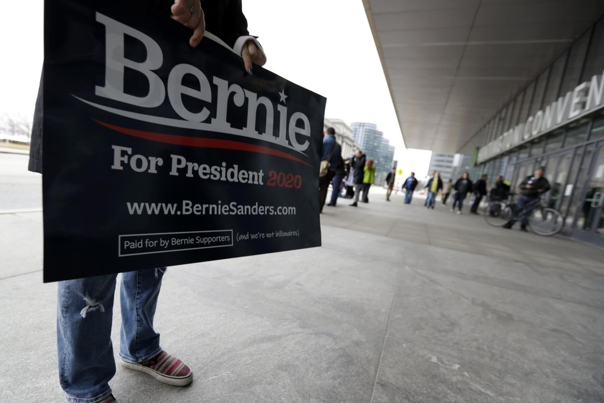Biden, Sanders Cancel Rally Amid Coronavirus Scare