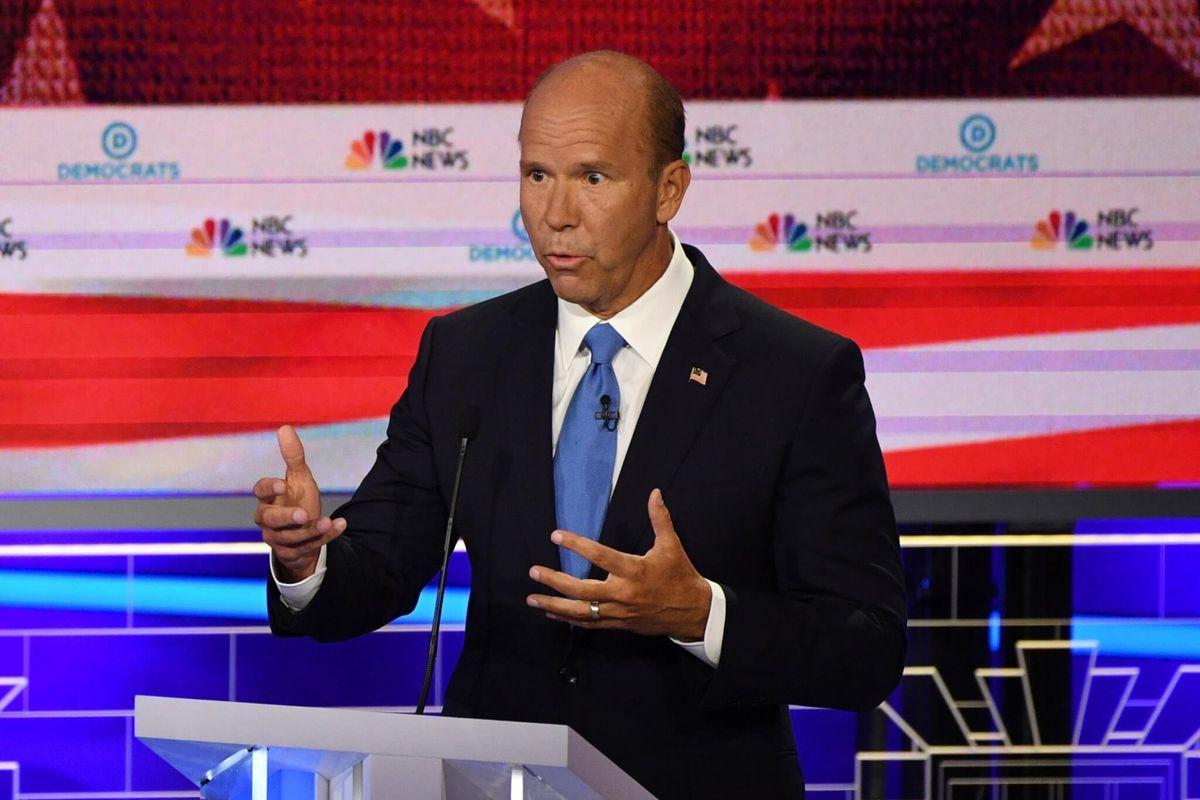 Delaney, Longest-Running Democratic Candidate, Ends 2020 Bid
