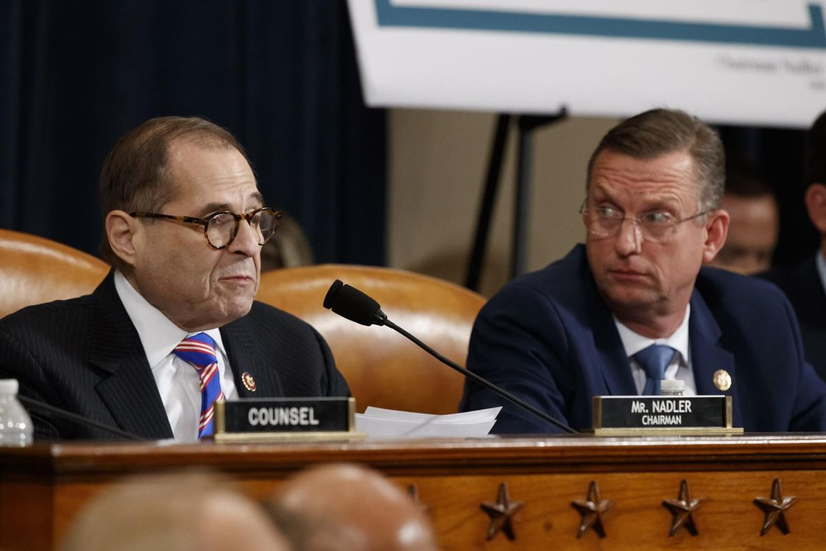 House Judiciary Committee Hears Evidence as Impeachment Vote Nears