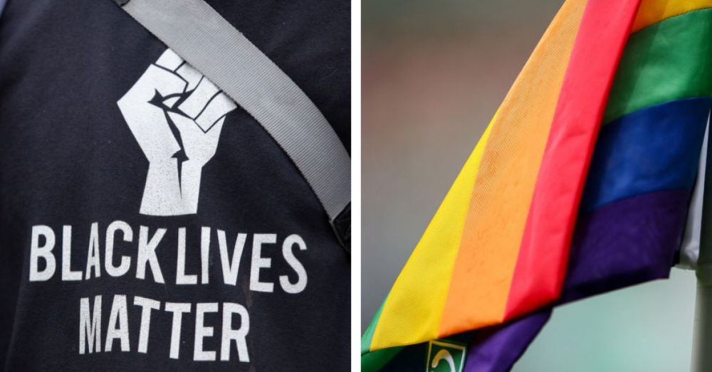 Oregon school board bans educators from displaying BLM and gay pride symbols