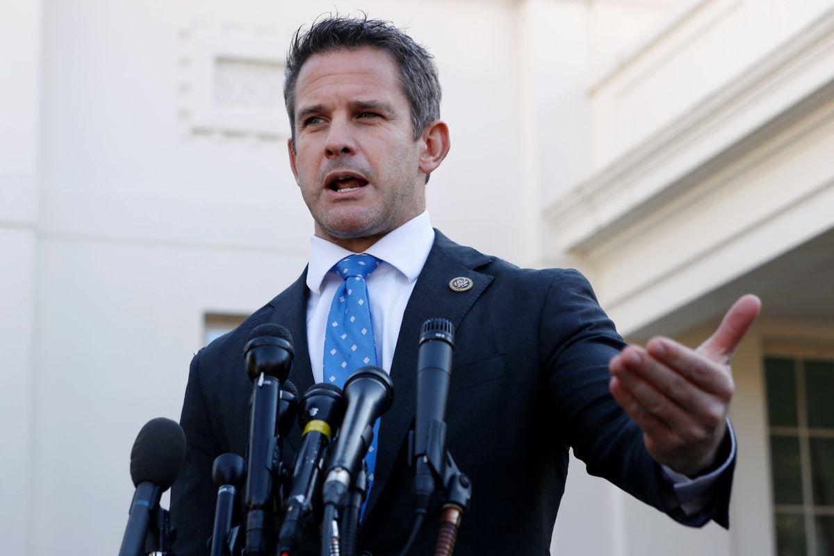 GOP Congressman Blasts as 'Repugnant' Trump Civil War Tweet